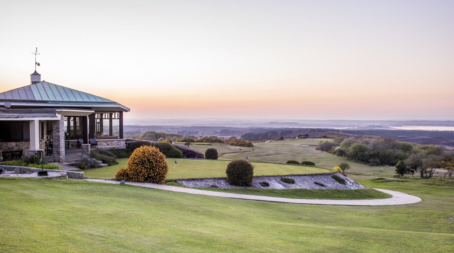 Home Page :: Isle of Purbeck Golf Club